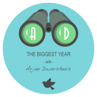 LOGO Arjan Dwarshuis Biggest Year